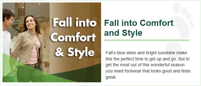 Fall into Comfort and Style